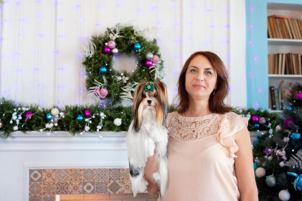 Питомник декоративных пород собак Elegant Life